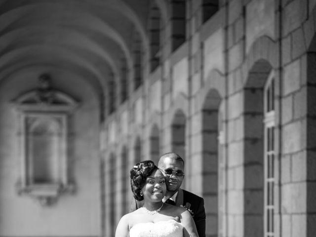 Le mariage de Sylvan et Anita à L'Hermitage, Ille et Vilaine 37