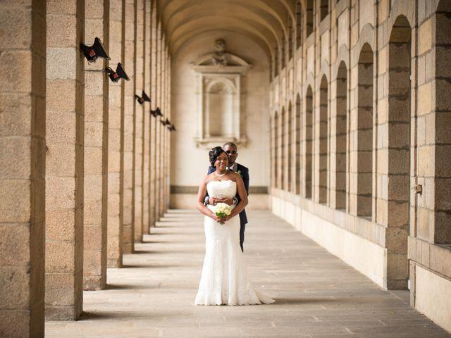 Le mariage de Sylvan et Anita à L'Hermitage, Ille et Vilaine 39