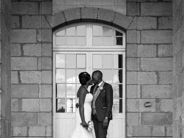 Le mariage de Sylvan et Anita à L'Hermitage, Ille et Vilaine 42