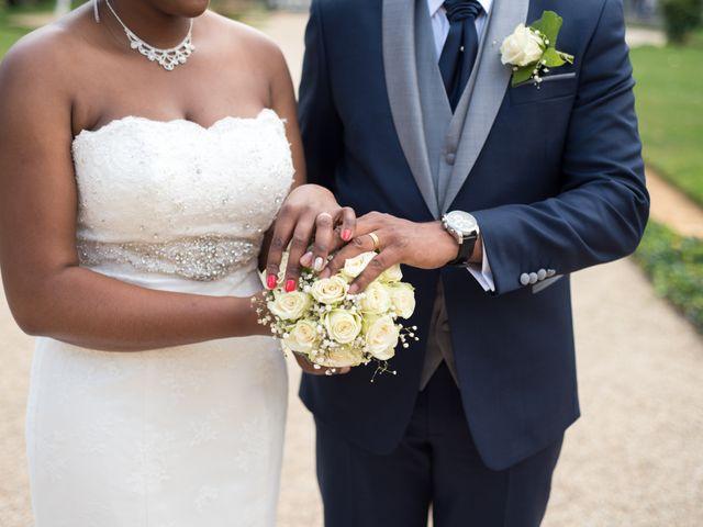 Le mariage de Sylvan et Anita à L'Hermitage, Ille et Vilaine 46