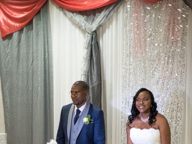 Le mariage de Sylvan et Anita à L'Hermitage, Ille et Vilaine 56