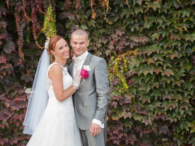 Le mariage de Cyrielle et Brice