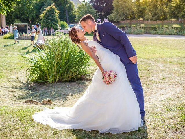 Le mariage de Anthony  et Aline à Le Magny, Indre 1
