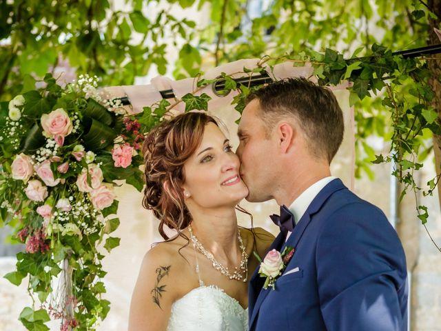 Le mariage de Anthony  et Aline à Le Magny, Indre 3