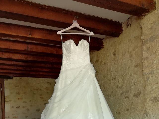 Le mariage de Anthony  et Aline à Le Magny, Indre 8