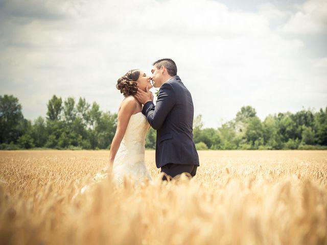 Le mariage de Alexia et Cédric