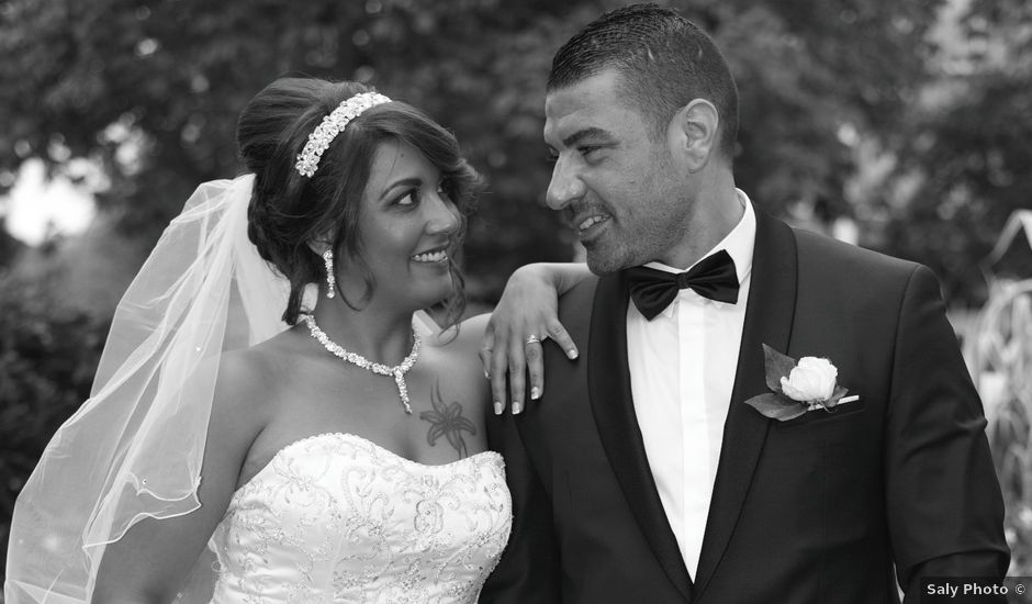Le mariage de Cédric et Laura à Pantin, Seine-Saint-Denis