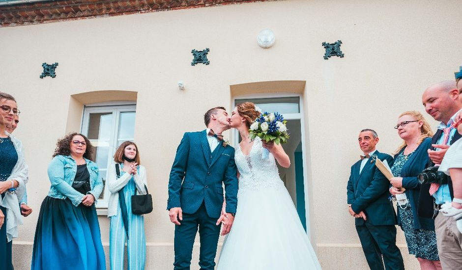 Le mariage de Vincent  et Alyson à Gannes, Oise