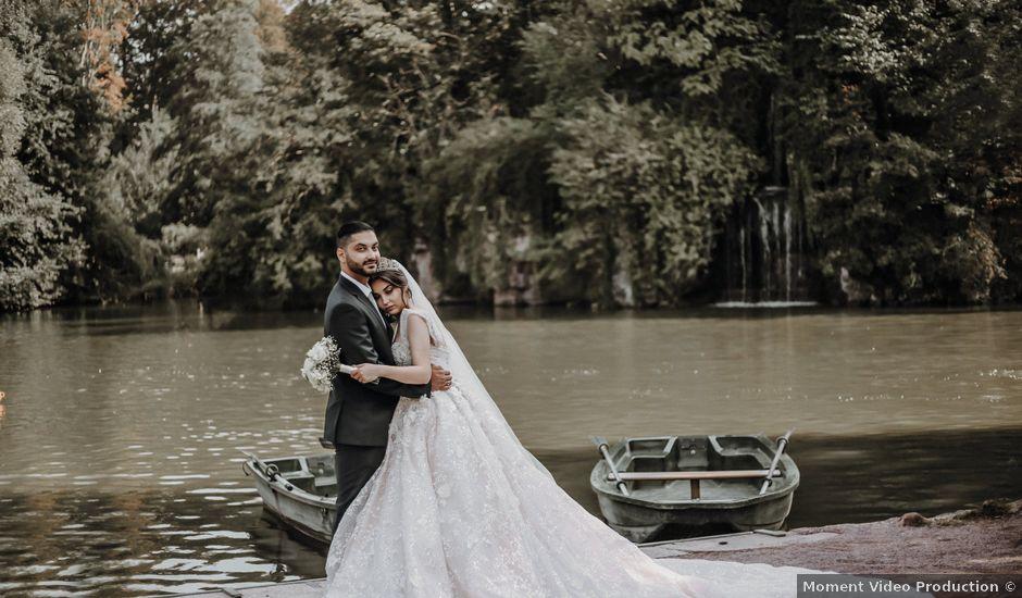 Le mariage de Liana et Hranr à Strasbourg, Bas Rhin