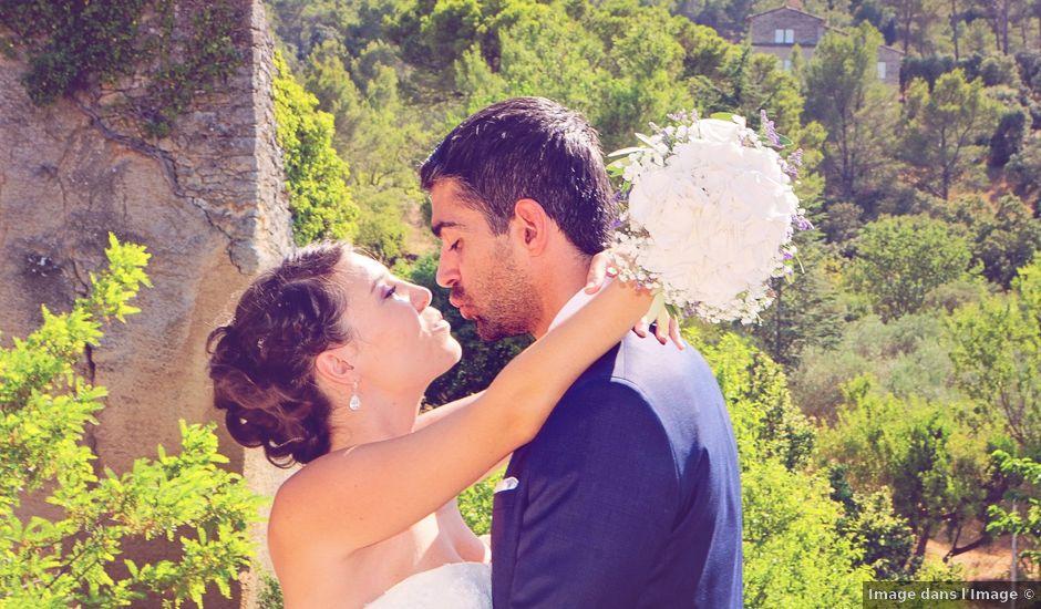 Le mariage de Nicolas et Pascaline à Robion, Vaucluse