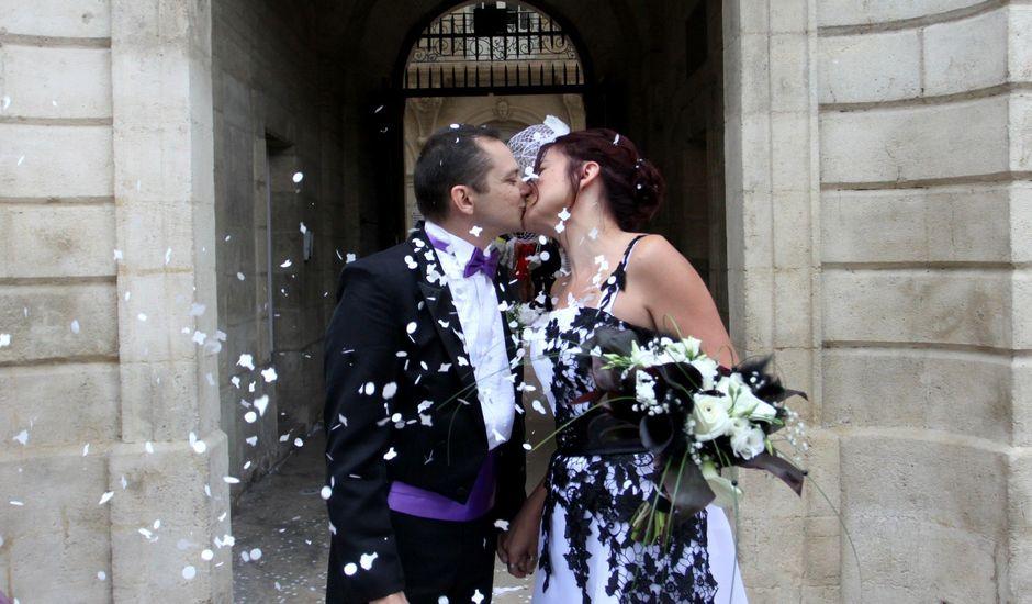 Le mariage de Anthony et Carla à Béziers, Hérault