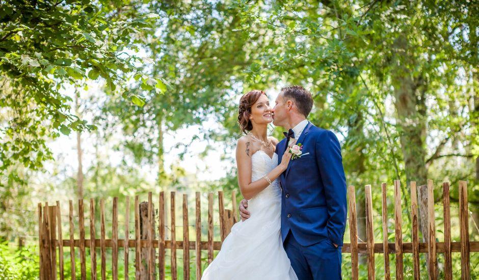 Le mariage de Anthony  et Aline à Le Magny, Indre