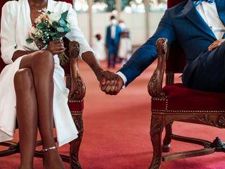 Le mariage de Helya et Ayile