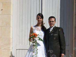 Le mariage de Denis et Lucie