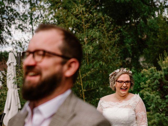 Le mariage de Sébastien et Marion à Holtzheim, Bas Rhin 23