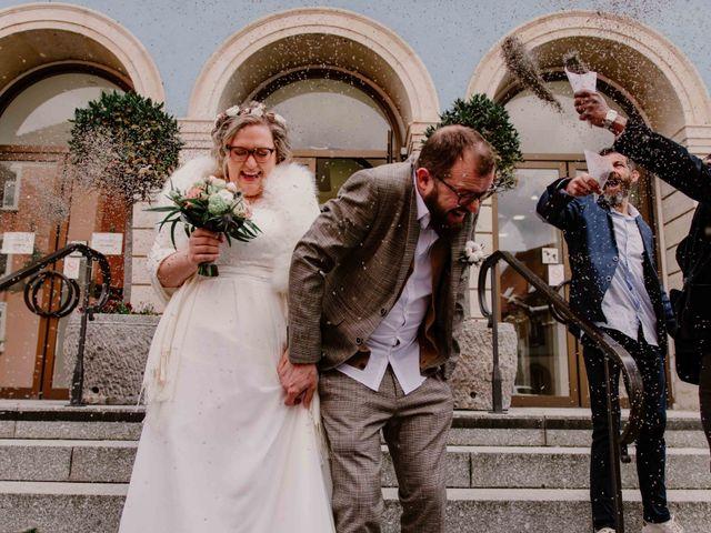 Le mariage de Sébastien et Marion à Holtzheim, Bas Rhin 34