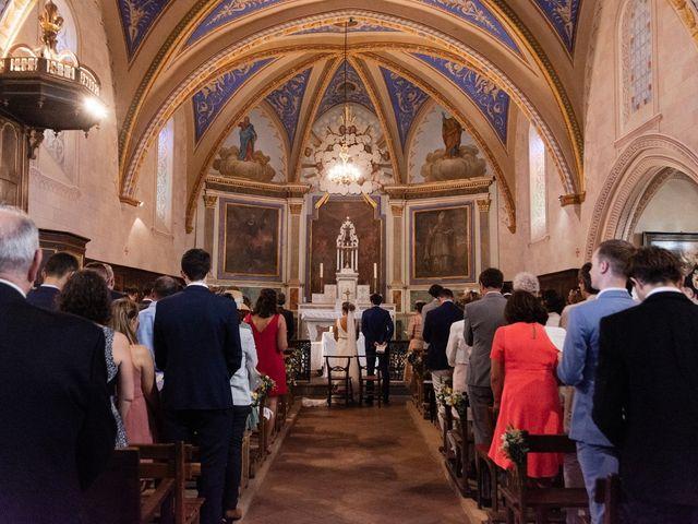 Le mariage de Adrien et Mathilde à Varennes, Haute-Garonne 2
