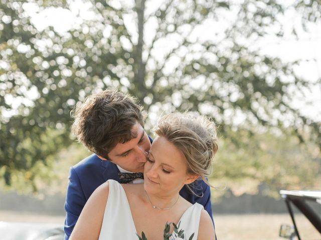 Le mariage de Mathilde et Adrien