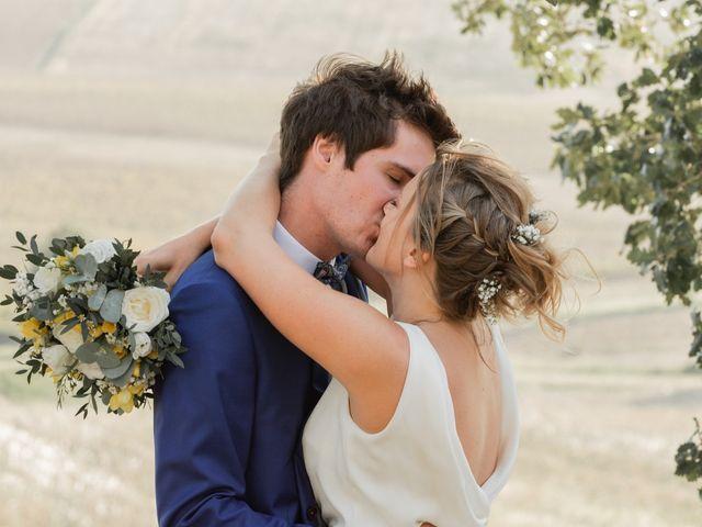 Le mariage de Adrien et Mathilde à Varennes, Haute-Garonne 20