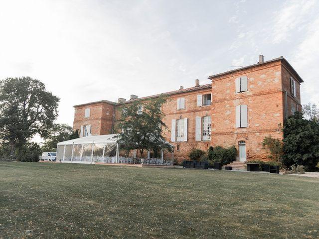 Le mariage de Adrien et Mathilde à Varennes, Haute-Garonne 43