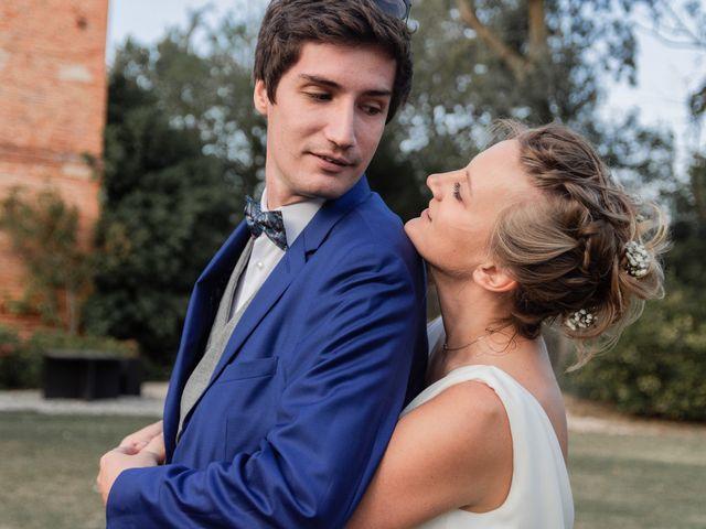 Le mariage de Adrien et Mathilde à Varennes, Haute-Garonne 50