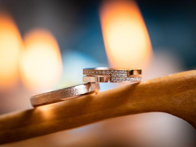 Le mariage de Sylvain et Ismérie à La Crau, Var 3