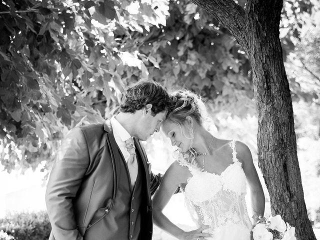 Le mariage de Sylvain et Ismérie à La Crau, Var 9