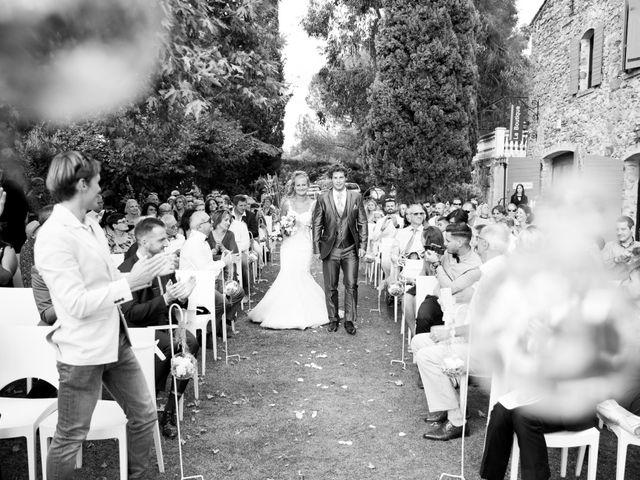 Le mariage de Sylvain et Ismérie à La Crau, Var 11