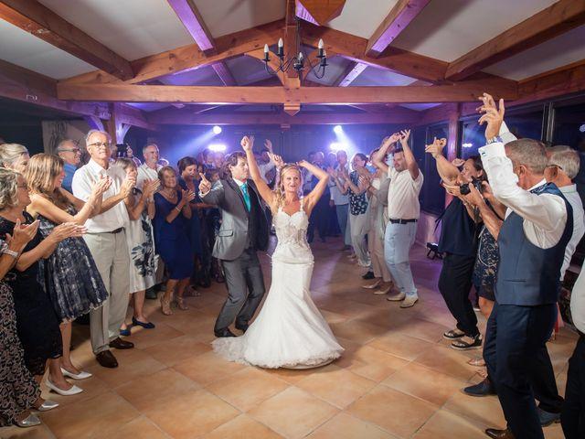 Le mariage de Sylvain et Ismérie à La Crau, Var 16