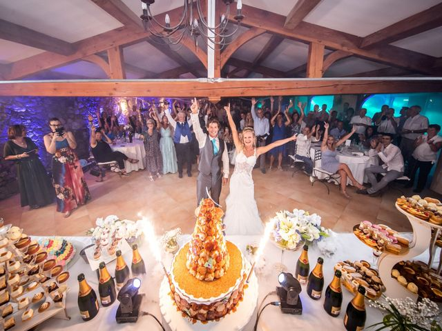 Le mariage de Sylvain et Ismérie à La Crau, Var 19