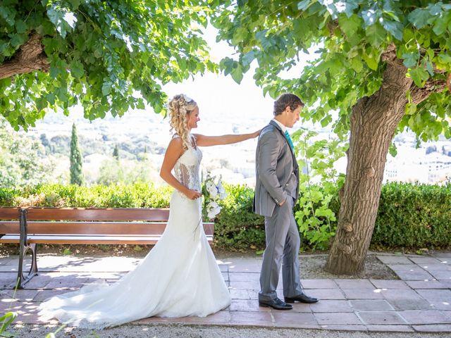 Le mariage de Sylvain et Ismérie à La Crau, Var 7