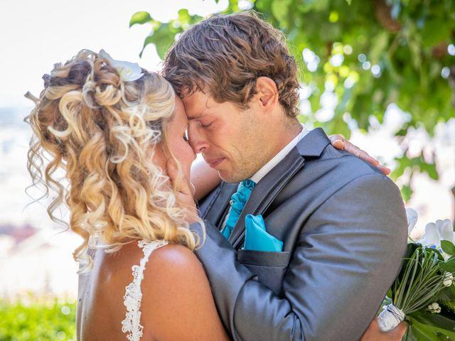 Le mariage de Sylvain et Ismérie à La Crau, Var 8