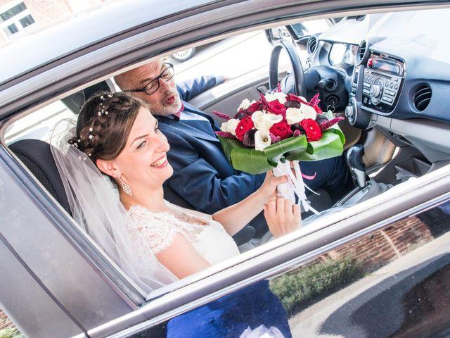 Le mariage de Vincent et Marion à Fleurbaix, Pas-de-Calais 4