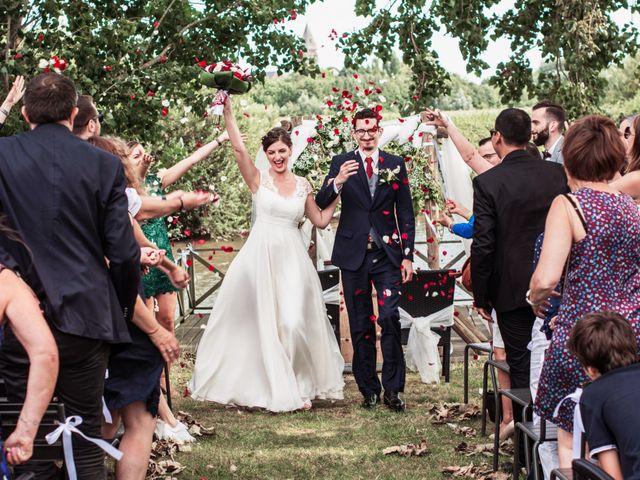 Le mariage de Vincent et Marion à Fleurbaix, Pas-de-Calais 1