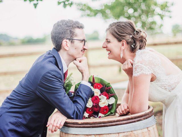 Le mariage de Vincent et Marion à Fleurbaix, Pas-de-Calais 15