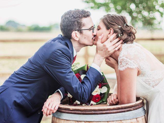 Le mariage de Vincent et Marion à Fleurbaix, Pas-de-Calais 16