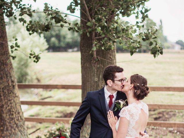 Le mariage de Vincent et Marion à Fleurbaix, Pas-de-Calais 2