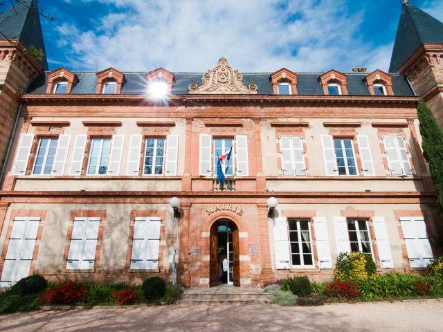 Le mariage de Julien et Emilie à Muret, Haute-Garonne 31