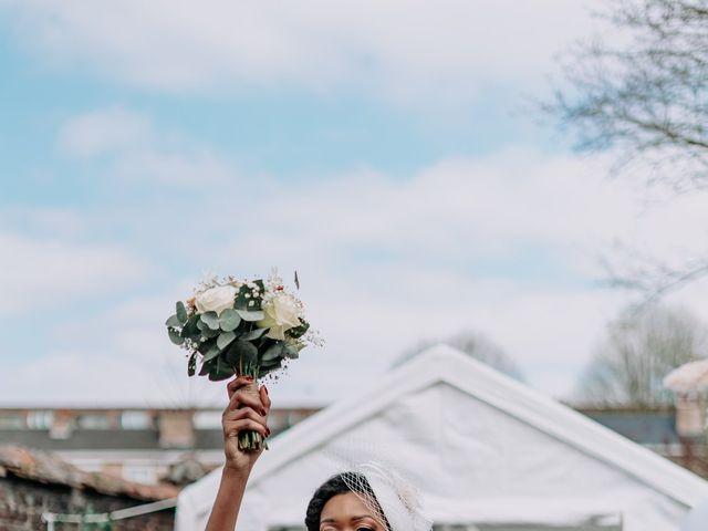 Le mariage de Ayile et Helya à Roubaix, Nord 37
