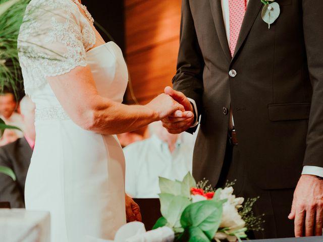 Le mariage de Raymonde et Didier
