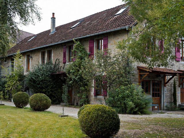 Le mariage de Jérôme et Marie-Elise à Noidans-lès-Vesoul, Haute-Saône 28