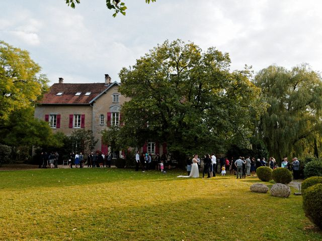 Le mariage de Jérôme et Marie-Elise à Noidans-lès-Vesoul, Haute-Saône 36