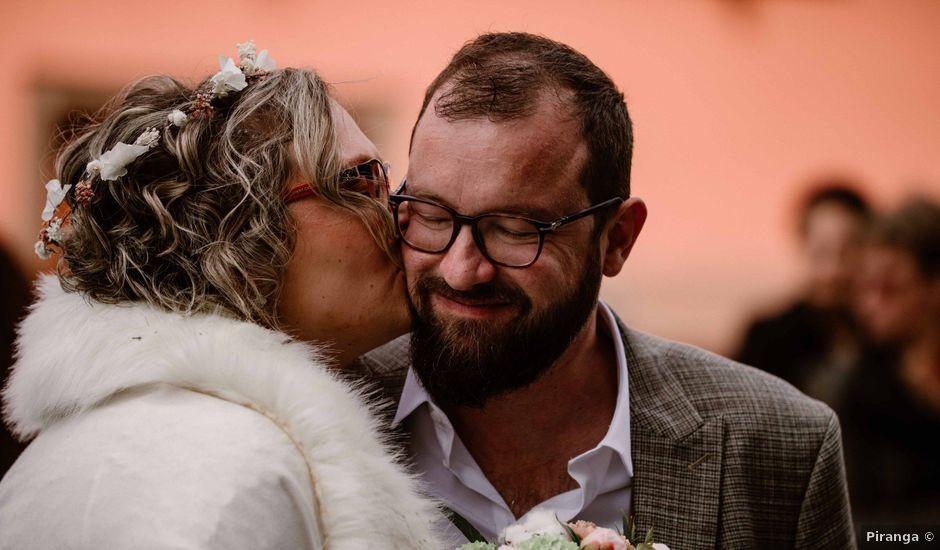 Le mariage de Sébastien et Marion à Holtzheim, Bas Rhin