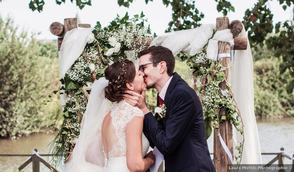 Le mariage de Vincent et Marion à Fleurbaix, Pas-de-Calais