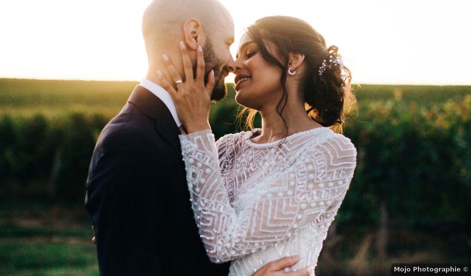 Le mariage de Victor et Shannah à Mercuès, Lot