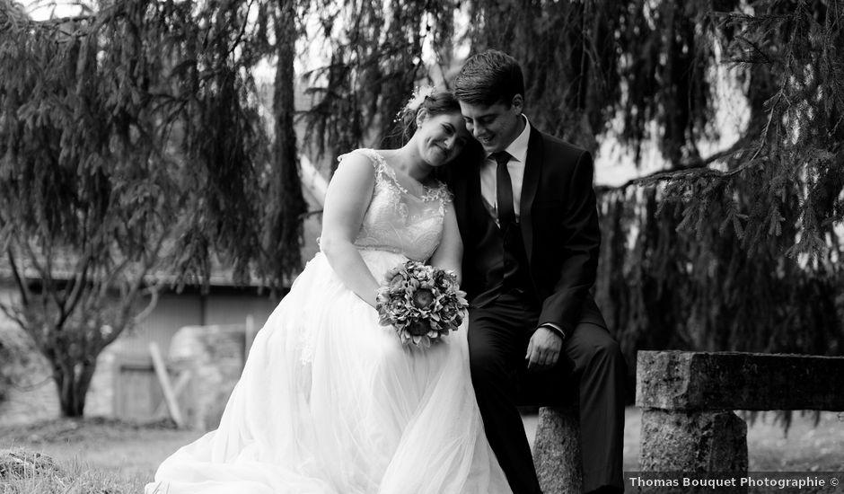 Le mariage de Jérôme et Marie-Elise à Noidans-lès-Vesoul, Haute-Saône