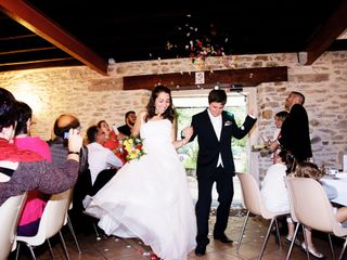 Le mariage de Roxane et Arnaud