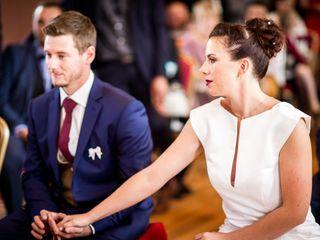 Le mariage de Chloé et Adrien