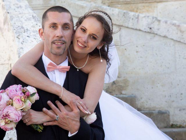 Le mariage de Anaïs et Fabien