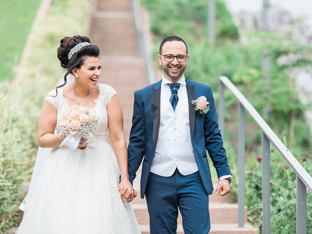 Le mariage de Beshoy et Simona à Paris, Paris 6